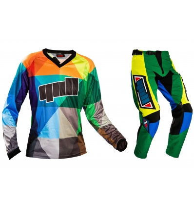 Gull Hazard Mirage Motocross Gear