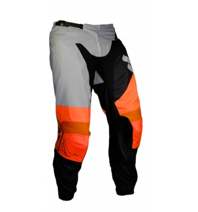 Gull 19 Orange Motocross Pants