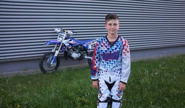 GULL motocross gear welcomes Ugnius Liulys to the family