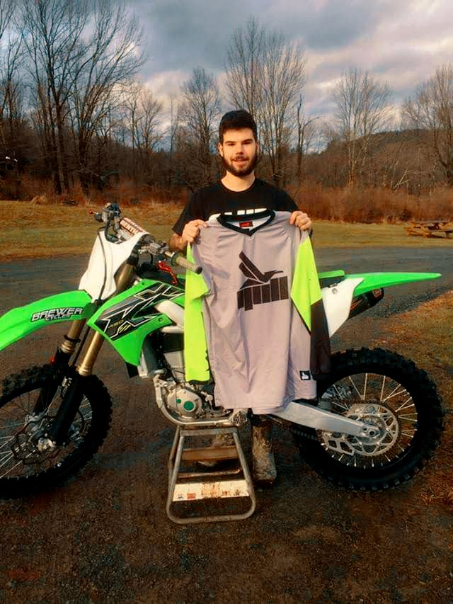 GULL MX welcomes Josh McGinnis to the family